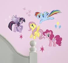 new little pony wall decals rainbow dash fluttershy stickers new little pony wall decals rainbow dash fluttershy stickers girls room decor ebay