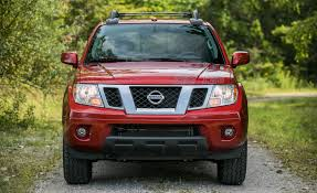 frontier nissan 2017 2017 nissan frontier in depth model review car and driver