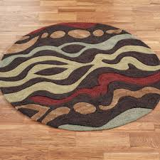 Best Rug For Kitchen by Round Rugs For Under Kitchen Table The Nice Half Round Kitchen