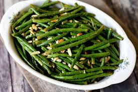 tgif recipe green beans with almonds dr md
