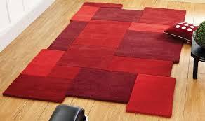 tappeto moderno rosso tappeti moderni 2014 foto 14 40 design mag