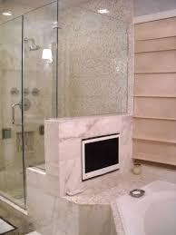 bathroom tv ideas bathroom ideas for a spa like feel mohawk homescapes mohawk