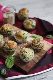 cuisine epinard brunch muffins parmesan epinard bonjour laure et