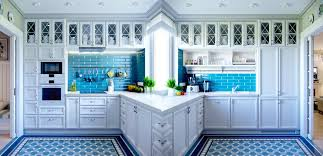 light blue kitchen cupboard doors 30 beautiful blue kitchens to brighten your day