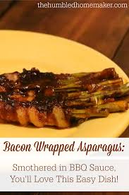 Simple Main Dish - bacon wrapped asparagus recipe you u0027ll love this easy dish