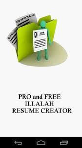 Easy Resume Creator Pro by Pro Resume Creator Free Apk 1 0 Free Business App For Android