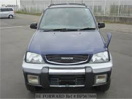 Daihatsu Suv A Look At The Daihatsu Terios And The Terios Kid