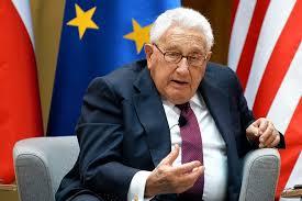 Seeking Voice Of Europe Still Seeking Its Voice Kissinger Says Wsj