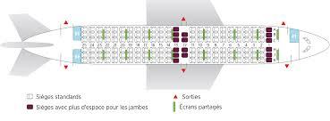 choisir siege air boeing 737 700 air transat