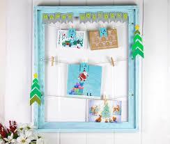 christmas card display holder christmas christmas giftrd holder pattern boxchristmas metal