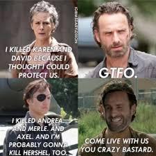 Walking Dead Memes Season 5 - 104 best the walking dead images on pinterest ha ha funny stuff