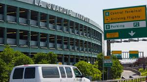 New York Lga Airport Map by Laguardia Airport Parking Lots To Reach Capacity By Midweek