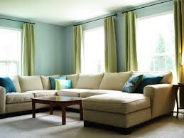 behr paint color ideas with green drapery paint colors