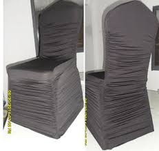 gray chair covers new designed wedding decoration items chair covers newest