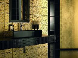 bathroom tile designs patterns bathroom bathroom tile design patterns with yellow mozaic style