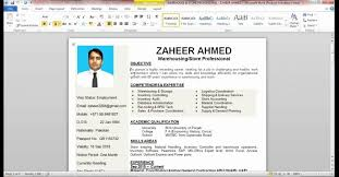 design von powerpoint in word resume template how to make resume on word stunning how to make a