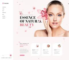 45 best spa beauty u0026 hair salon wordpress themes 2017