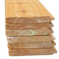 Tongue And Groove Shiplap Interfor 1 In X 6 In X 12 Ft Select Kiln Dried Cedar Tongue And