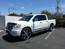 nissan work truck might have some 26 u0027 u0027 u2 55 on my titan cc nissan titan forum
