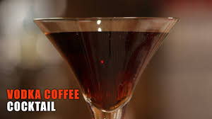 vodka coffee cocktail coffee drinks for all night party home