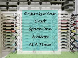 Storage Ideas For Craft Room - craft storage ideas re making a space w purpose built units