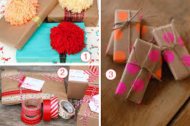 how to wrap presents that s a wrap creative ways to wrap presents poor pretty