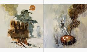 painting artwork on wood zawa zawa treasured works of wood pie international