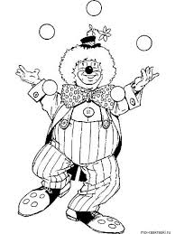 clown coloring pages download print clown coloring pages