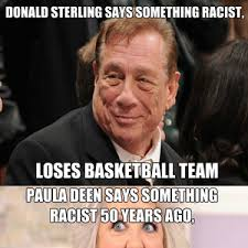 Donald Sterling Memes - fact is that all of the white people over 60 kinda like the idea of