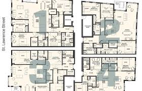different floor plans four different floor plans chalet house small modern multi