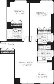 Empire State Building Floor Plan 777 6th Avenue Apartments In Chelsea 777 6th Avenue