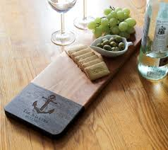 personalized cheese tray personalized cheese board customized cheese board custom cutting