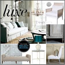 luxe home interior home decor on polyvore interior decorating inspiration