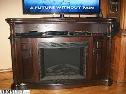 Large Electric Fireplace Armslist For Trade Large Electric Fireplace Tv Stand To Trade