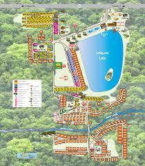 Ohio Campgrounds Map medina new york campground medina wildwood lake koa