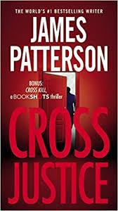 cross justice alex cross 9781455585137