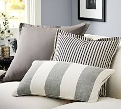 custom upholstery fabric pillow covers pottery barn