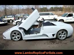 lamborghini kit car for sale canada turn key lamborghini murcielago lp640 replica kit car turnkey
