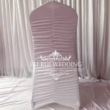 Chair Covers Wholesale Pleated Chair Covers Wholesale Online Pleated Wedding Chair
