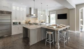 Plain And Fancy Traditional Kitchen Cabinetry With Casual Appeal Plain U0026 Fancy