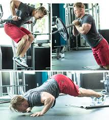 Workouts With A Bench Steve Cook U0027s 6 Exercise Chest Building Workout Physique Bench