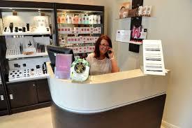 Salon Front Desk For Sale Prachtige Balie Entree Salon Pinterest Salons Salon