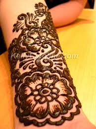 18 best henna flower on elbow tattoos images on pinterest