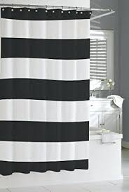 Target Striped Shower Curtain T4curtain Page 4 White And Black Shower Curtains White And Navy