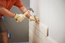 Shiplap Joint How To Install A Shiplap Wall The Home Depot Blog