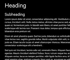 Neque Adipiscing An Cursus by The Value Of Multi Typeface Design U2013 Prototypr