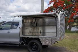 Land Cruiser Aluminium Canopy by Canopies For Sale Str Products Queensland