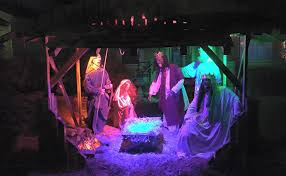 from lights to zombies check out the christmas decorations from