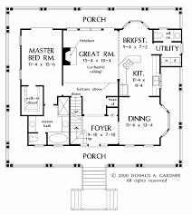 floor plans with wrap around porches unique country home floor plans wrap around porch new home plans
