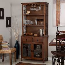 Kitchen Wine Cabinets Have To Have It Belham Living Genova Bakers Rack With Wine